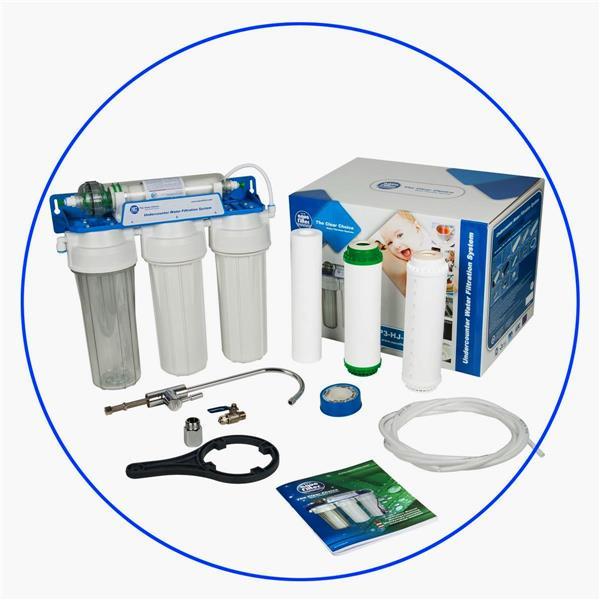 3 Livelli Filtro acqua con Membrana capillare Alternativa da Osmosi inversa  eBay
